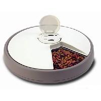 plastic pet feeder