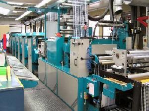 edelmann offset machine label varnish