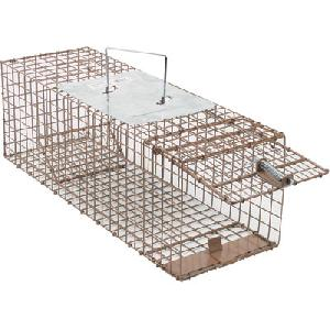 animal cage trap squirrels chipmunks rats weasels