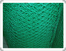 coated hex netting