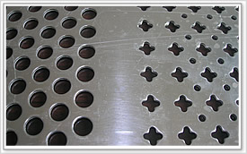 stainless steel perforated metal hotel decoration building filter grain sieve