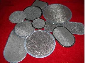 stainless steel wire cloth disc