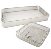 surgical instruments basket