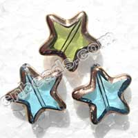 star crystal glass beads wholesale