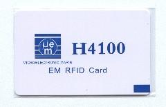 iso 125khz lf cards rfid card