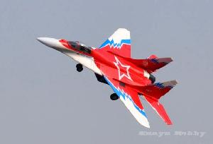 mig 29 rc plane electric airplane ep hc105