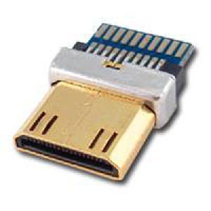 connector mini hdmi male
