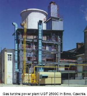 cycle gas turbine