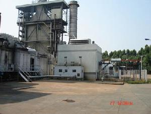 combined cycle power plant hfo