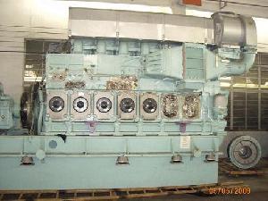wartsila heavy oil generator