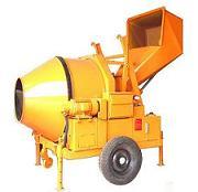 electric motor powered mixer
