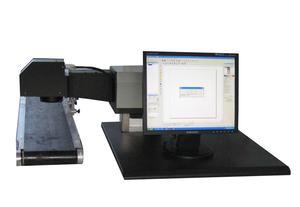 ld fem g3005 flying green laser subsurface engraving surface marking machine