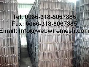 2 4m x 4 8m reinforcing welded wire mesh fabric