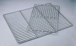 stainless steel wire basket cooking rack baking grid