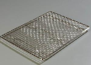 stainless steel wire mesh icing grate