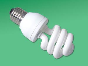 integrated compact fluorescent lamp