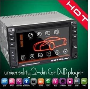 car dvd player gps navigator