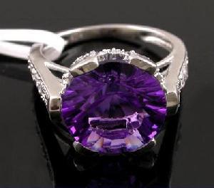 factory sterling silver amethyst ring olivine sapphire pendant earring citrine brac