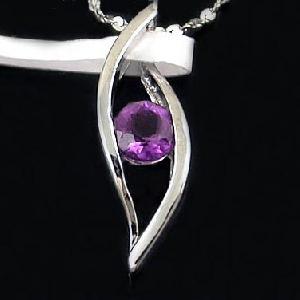 sterling silver amethyst pendant blue topaz citrine earring bracelet sapphire ring