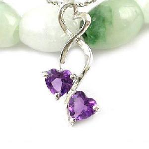 sterling silver amethyst pendant blue topaz ring sapphire earring bracelet ruby rin