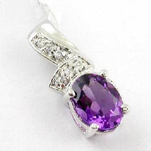 sterling silver amethyst pendant ring olivine bracelet prehnite earring garnet