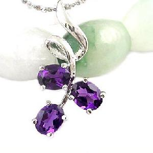 sterling silver amethyst pendant jewelry olivine ring citrine earring