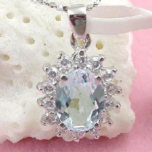 sterling silver blue topaz pendant moonstone earring ruby ring smoky quartz