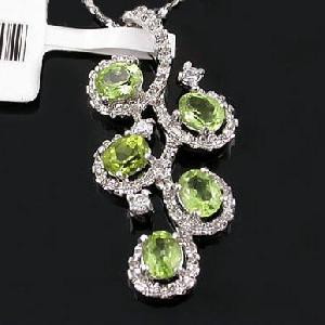 sterling silver citrine pendant garnet bracelet tourmaline earring amethyst ring