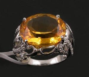 sterling silver citrine ring moonstone pendant olivine bracelet prehnite earring