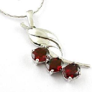 sterling silver garnet pendant smoky quartz ring amethyst earring