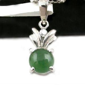 sterling silver jadeite pendant amethyst ring garnet earring bracelet olivine