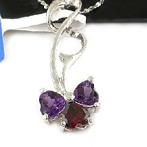Sell Sterling Silver Natural Mix Gem Pendant, Olivine Bracelet, Prehnite Earring, Gemstone Jewelry