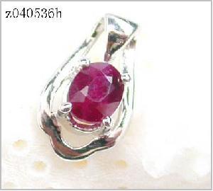 sterling silver ruby pendant amethyst beacelet citrine garnet ring earring