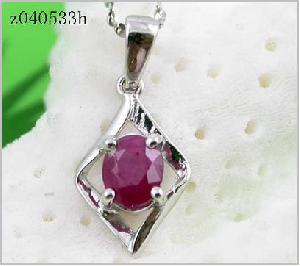 sterling silver ruby pendant amethyst earring tourmaline garnet ring bracel