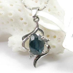 sterling silver sapphire pendant beacelet olivine ring citrine earring 18k gold jew