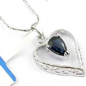 sterling silver sapphire pendant blue topaz ring citrine earring bracelet olivine r