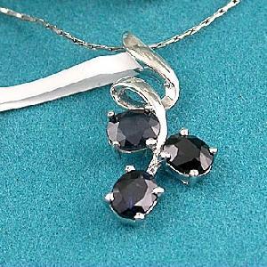 sterling silver sapphire pendant beacelet citrine olivine ring ear