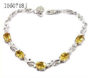 sterling silver topaz bracelet agate pendant moonstone earring olivine