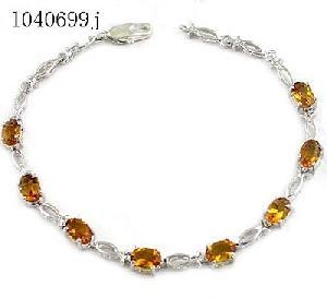 sterling silver topaz ring olivine bracelet sapphire necklace tourmaline pendant