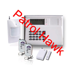 patrol hawk diy ademco security alarm equipment