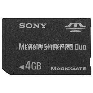 memory stick pro oud 4gb