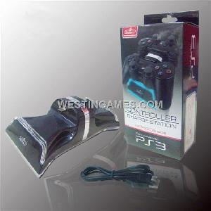 ps3 slim controller charge station