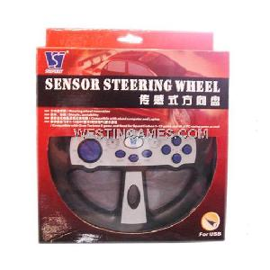 sensor steering wheel usb