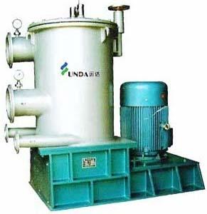 outflow pressure screen paper pulp machienry stock preparation rewinder refiner