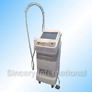 erbium glass fractional resurfacing laser