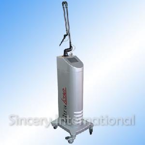 ultra pulse co2 laser treatment machine