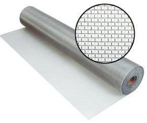 aluminum screening mesh window door