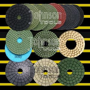 100mm diamond wet polishing pad