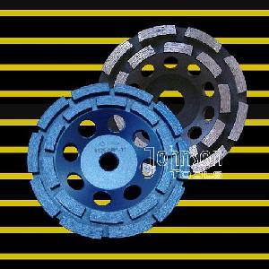 125mm row cup wheel