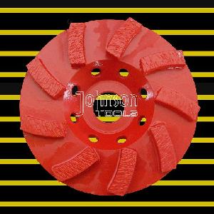 concrete grinding tool 180mm diamond cup wheel